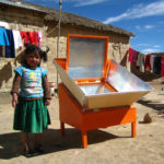 Cuiseurs solaires en Bolivie photo copyright BISS