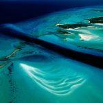Ilots et fonds marins, Exuma Cays, Bahamas © Yann Arthus-Bertrand