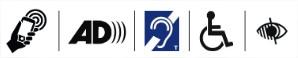 logo outils d'accessiblité