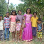 Famille Indienne Bénéficiaires © Fondation GoodPlanet - acs