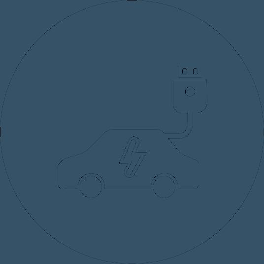 icone voiture electrique