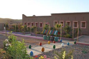 Ecole primaire à Oulad Merzoug © Fondation GoodPlanet