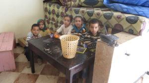 préscolaire Aït Ahmed (c) Fondation GoodPlanet