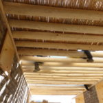 Vue intérieure du chantier © Estelle Delahaye-Panchout