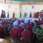 Danse traditionnelle ladakhie pour la fête d'inauguration le 8 juin 2017 © Fondation GoodPlanet