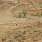Trace des fondations © BC Studies