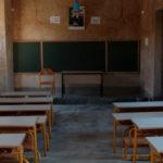 Intérieur d'une classe de l'école primaire © Fondation GoodPlanet