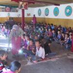 De nombreux jeunes ladakhis vivent en internat dès le plus jeune âge © Fondation GoodPlanet