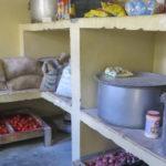 Stockage des denrées alimentaires © Fondation GoodPlanet