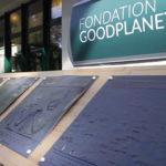 Plaque tactile en 3D Handicap -carre - Fondation GoodPlanet