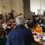 HackforPlanet- Yann Arthus-Bertrand s'adresse aux étudiants de l'ECV Digital et aux coachs