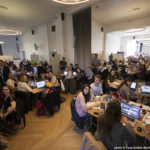 HackforPlanet- les étudiants du hackathon