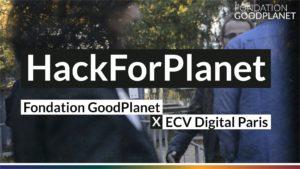 HackforPlanet Header
