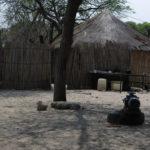 Village au Delta de l'Okavango au Botswana - photo EFA