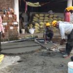 Le programme de terrain Action Carbone Solidaire de la Fondation GoodPlanet en Inde - chantier