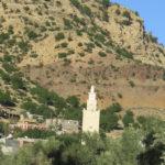 Le village de Tazentoute.