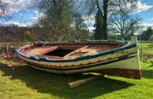 bateau réfugié pointe de secca carre sensibilisation