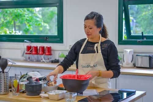 ecole goodplanet atelier focus cuisine responsable et agriculture durable