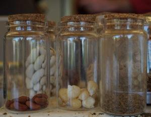 Des semences paysannes.