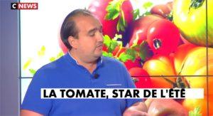 Cedric tomate star de l'ete cuisine durable