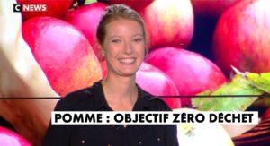 ninon recette durable pommes objectif zero déchet carre