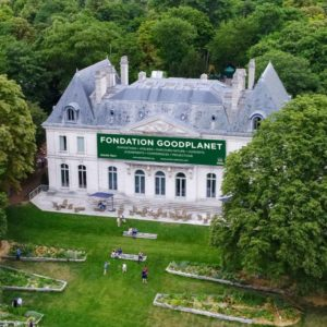 chateau goodplanet longchamp
