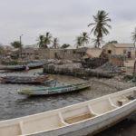 Quai de pêche de Falia Sénégal