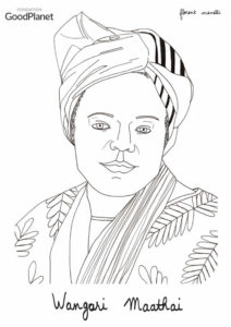 Coloriage femmes engagees