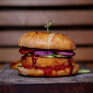 MiamPlanet-Recette burger végétarien