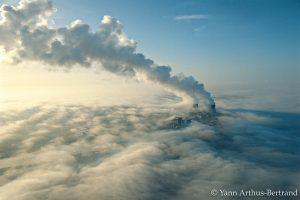 Saint-Laurent-Nouan electronuclear power station, Loir-et-Cher, France (47°42' N - 1°35' E). Centrale électronucléaire de Saint-Laurent-Nouan, Loir-et-Cher, France (47°42'N – 1°35'E).